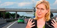 Ausbau der A3 bis Ungarn wird sofort gestoppt