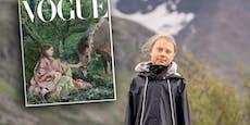 Greta am Vogue-Cover, dabei kauft sie seit Jahren kein Gewand