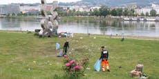Eltern sorgen sich: Gewalt und Drogen auf Donaulände