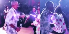 Barack Obama zeigt zum Geburtstag seine Dance-Moves