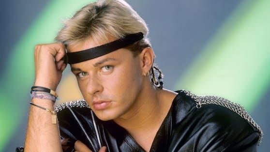 Den Harrow war in den 1980ern der Mann für Teenagerträume.