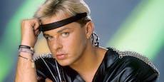 80er-Posterboy Den Harrow – so sieht er heute aus