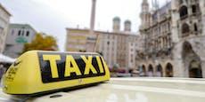 Bayer fährt mit Taxi nach Wien, weigert sich zu zahlen