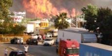 Auch Italien brennt – Evakuierungen an der Adria-Küste