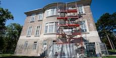 Otto Wagner Areal: Mustersanierung für Pavillon startet