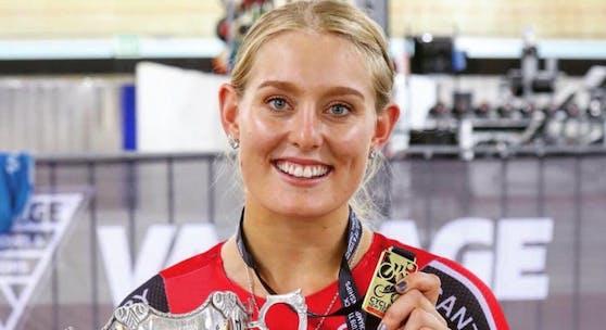 Im Jänner 2020 wurde Podmore in Neuseeland Sprint-Staatsmeisterin.