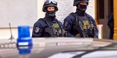 Schüsse in Wohnung! Großer Wega-Einsatz in Wien