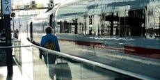 Deutsche Bahn streikt – Zug-Ausfälle in Österreich