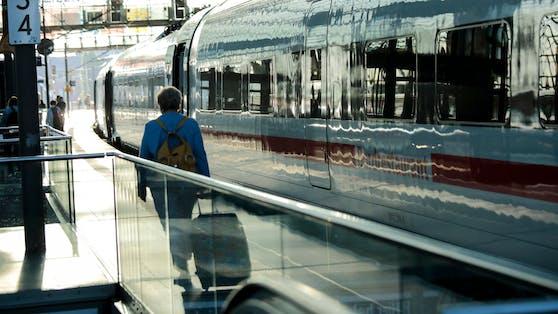 In Österreich kommt es zu massiven Einschränkungen des Zugverkehrs.