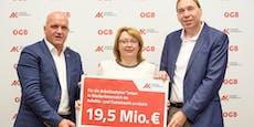 Probleme beim Job – 75.000 suchten Rat bei der AK in NÖ