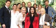 Marianne Rosenberg crasht Doppel-Hochzeit