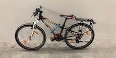 Polizei sucht Besitzer von KTM-Kinderrad
