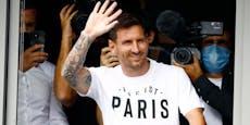 Messi wird präsentiert: Das steht in seinem Vertrag