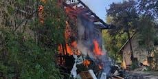 Inferno auf Klagenfurter Bauernhof: 60 Hühner tot
