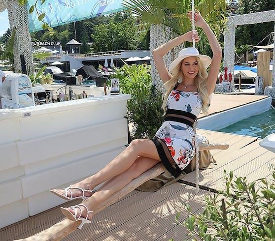 Beatrice Körmer ist amtierende Miss Vienna