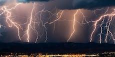 Wetter-Experten warnen jetzt vor heftigen Gewittern