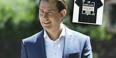 T-Shirts und Pullover: Jetzt wird Kurz-Mode verkauft