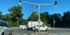 Ampel-Ausfall sorgt für Verkehrschaos in Wien