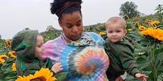 Entführungsverdacht bei Afroamerikanern mit weißen Kids
