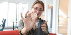 """""""air up"""": Der Abnehm-Trick mit dem Wasser-Kick"""