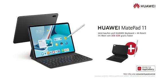 Das neue Huawei MatePad 11: Das vielseitige Multitalent für den Alltag.