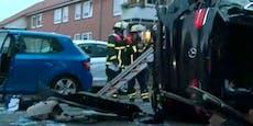 SUV-Lenker reißt jungem Pizza-Zusteller Bein ab – tot