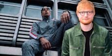 Ed Sheeran hat keine Chart-Chance gegen RAF Camora