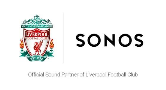 Sonos und der FC Liverpool bringen großartigen Sound auf den Platz.