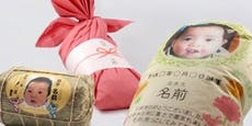 Wegen Corona knuddeln Japaner jetzt Reissäcke