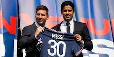 """Messi-Boss: """"Ich hoffe, dass er nicht mehr Lohn will"""""""