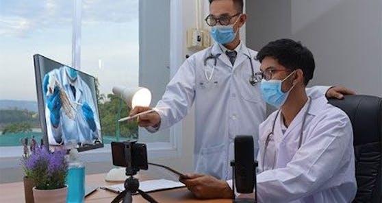 Digitales Gesundheitswesen für bessere, aber kostengünstigere Behandlungen.