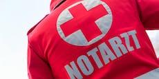 Geschwister verunfallen mit Moped, 14-Jähriger tot