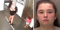 Mutter schlug Tochter (3) tot, weil sie beim Sex störte