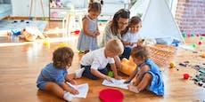 Schleckertests und 3G – Regeln für das Kindergartenjahr