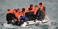 Mehr als 100 Flüchtlinge vor Tod im Ärmelkanal gerettet