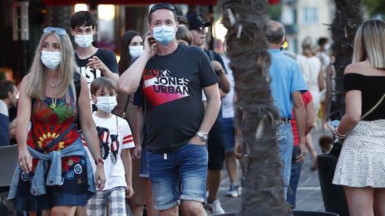 Die Maskenpflicht wird ausgeweitet - aber nicht überall.