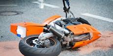 Amerikaner stirbt bei Motorrad-Crash in Kärnten