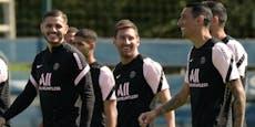 Verrückt! PSG bezahlt Lionel Messi mit Kryptogeld