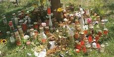 Gedenkstätte von Leonie durch Feuer teilweise zerstört