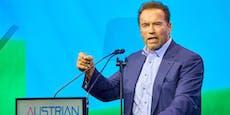 """Arnie zu Impf-Gegnern: """"Scheiß auf deine Freiheit"""""""