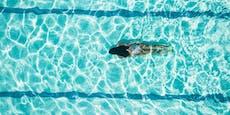 Diese Pools sind nur für schwindelfreie Schwimmer