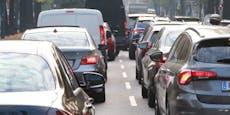Sperren auf Tangente und Ring – Verkehrschaos in Wien