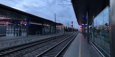 14-Jähriger in Gleisbett von S-Bahn gestoßen