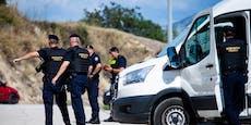 Nach Balkan-Schlägerei findet Polizei Toten im Meer