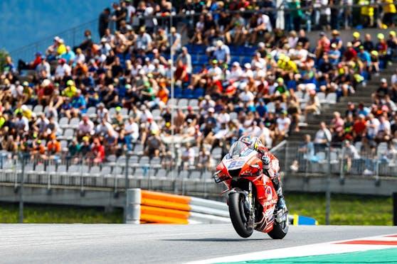 Am ersten Wochenende wurden etwa 45.000 Besucher bei der Motorrad-WM gezählt.
