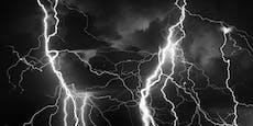 """Wetter-Experten warnen vor """"kräftigen"""" Hagel-Gewittern"""