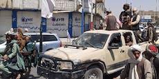"""Schallenberg an Taliban: """"Vorgehen sofort stoppen"""""""