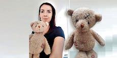 Gefunden! Kuscheliger Teddybär sucht seinen Besitzer