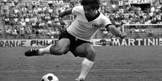 Trauer um Fußball-Ikone! Gerd Müller ist verstorben