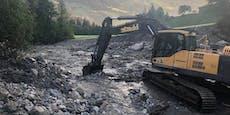 Zivilschutz-Alarm im Salzburger Pinzgau ausgelöst